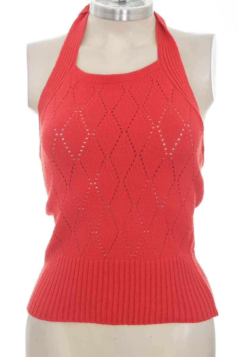 Sweater color Rojo - NAF NAF