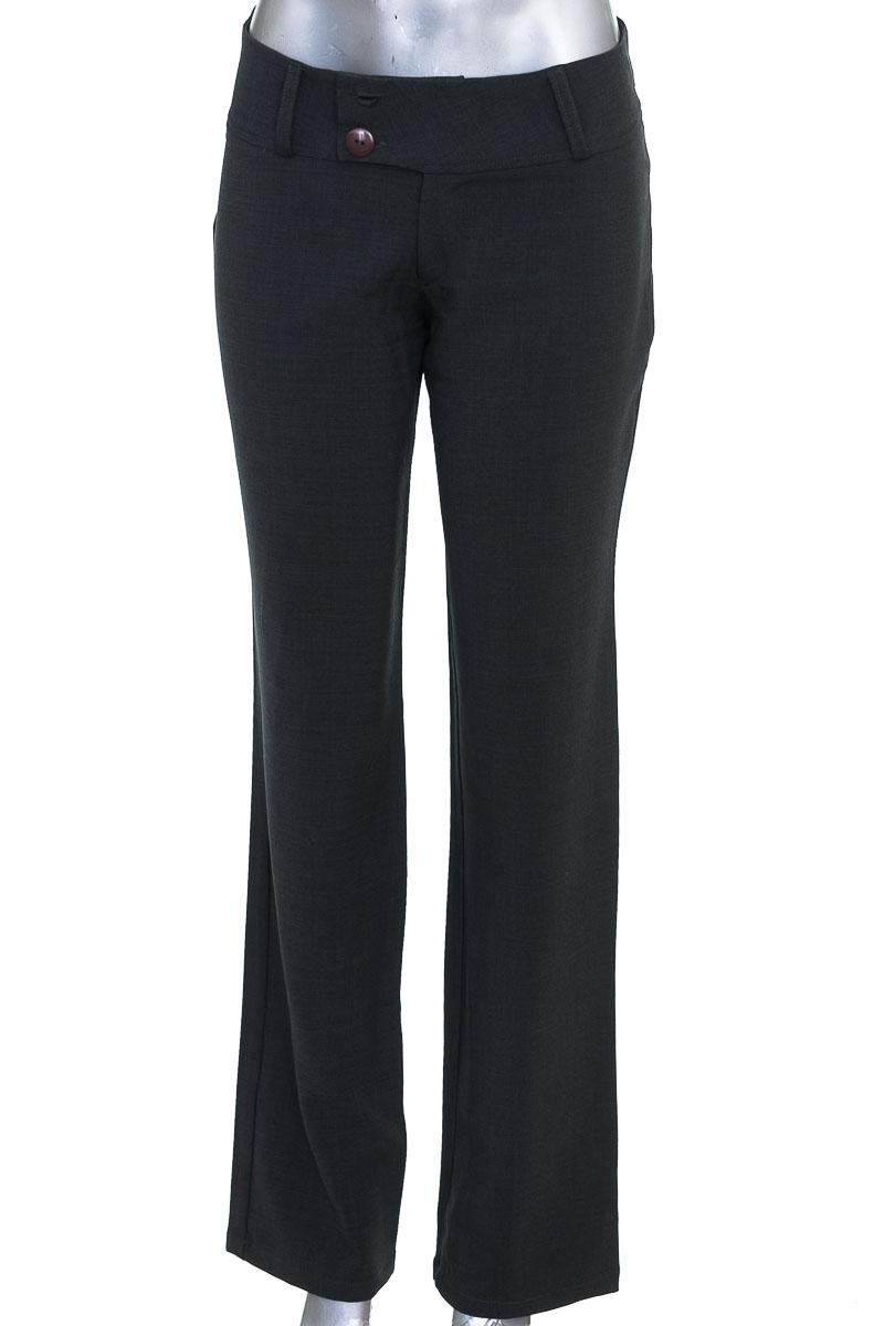 Pantalón Formal color Gris - Diseños Mi Milagrito