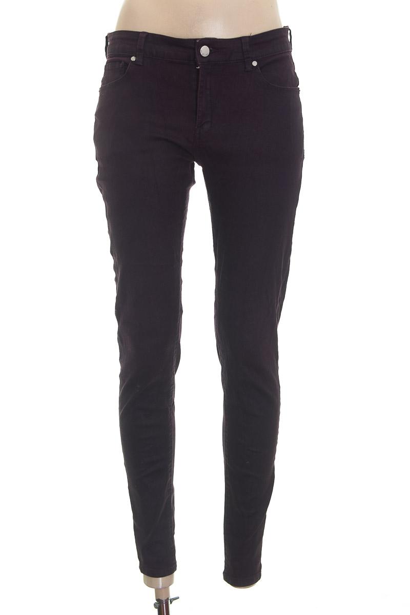 Pantalón color Morado - MNG