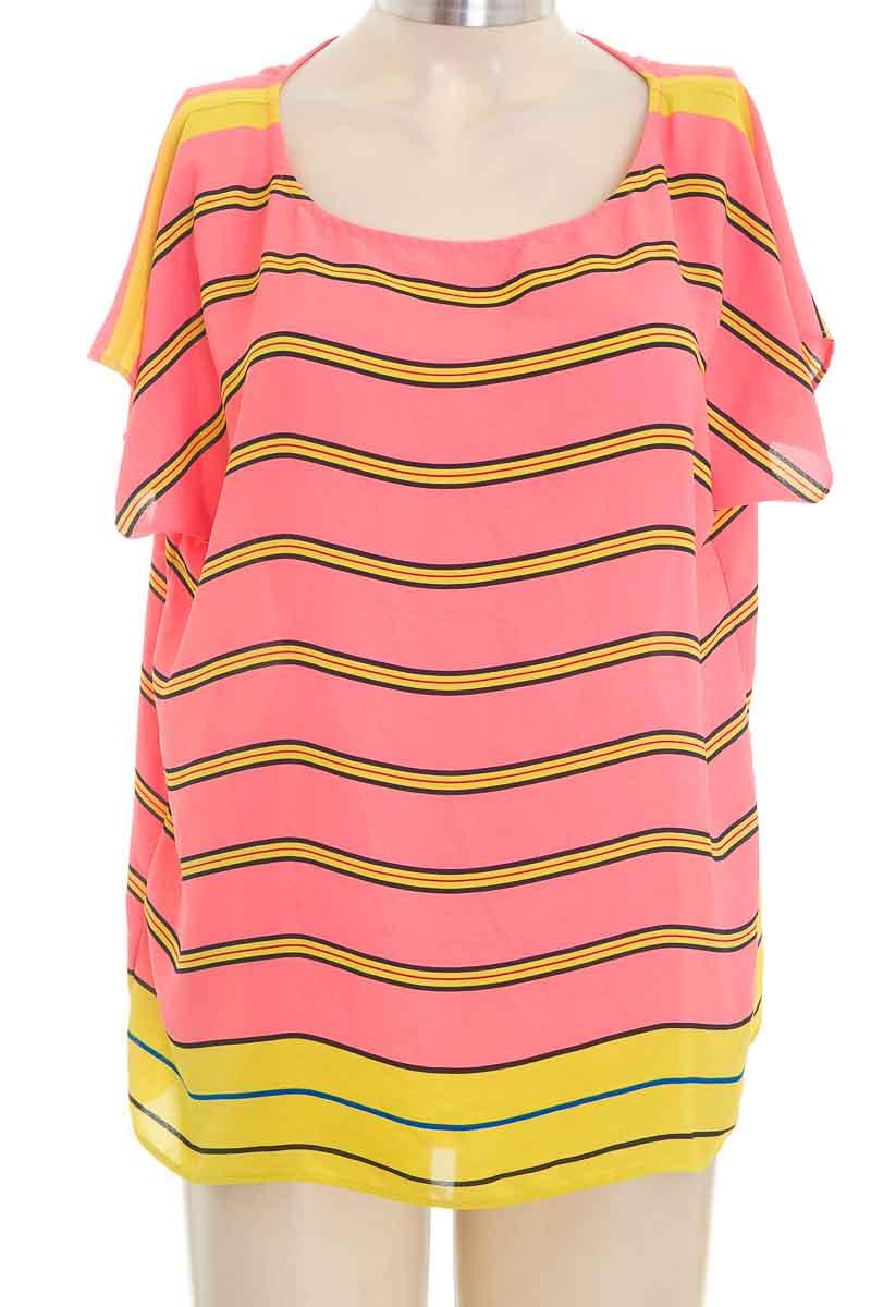 Blusa color Rosado - Ann Taylor