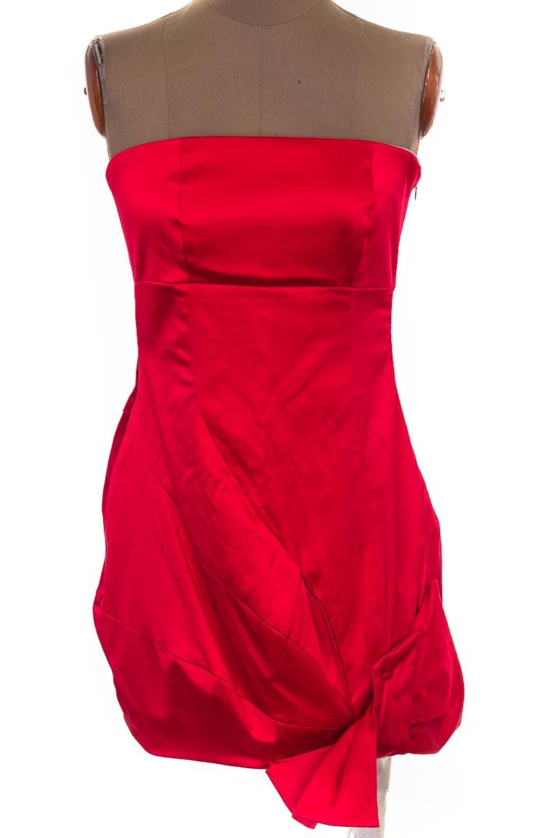 Vestido / Enterizo Casual color Rojo - Blancos