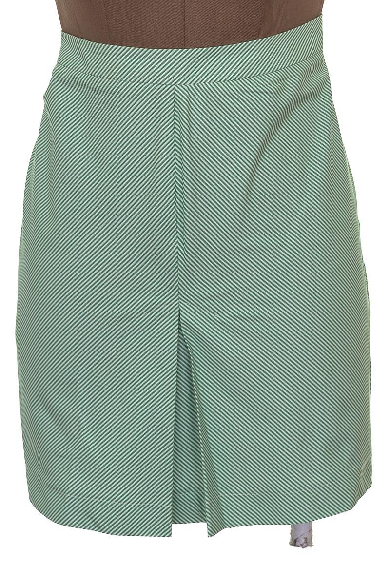 Falda Casual color Verde - Jonathan Z