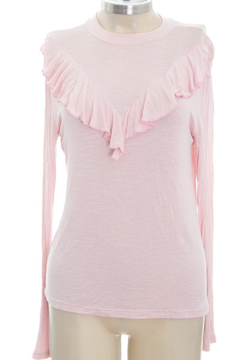 Blusa color Rosado - NAF NAF