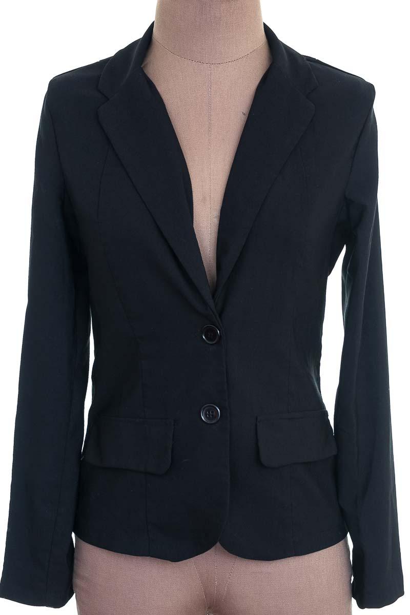 Chaqueta / Abrigo color Negro - LIME