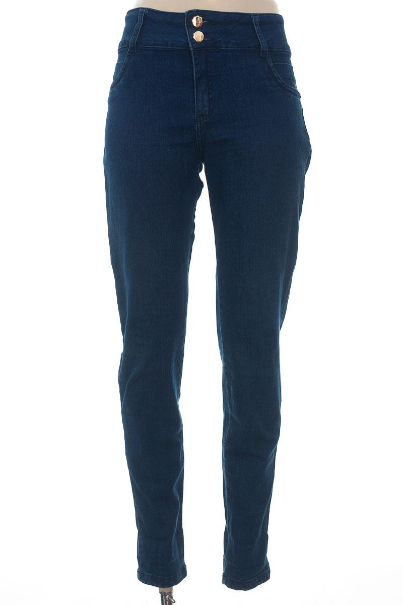 Pantalón color Azul - Denim