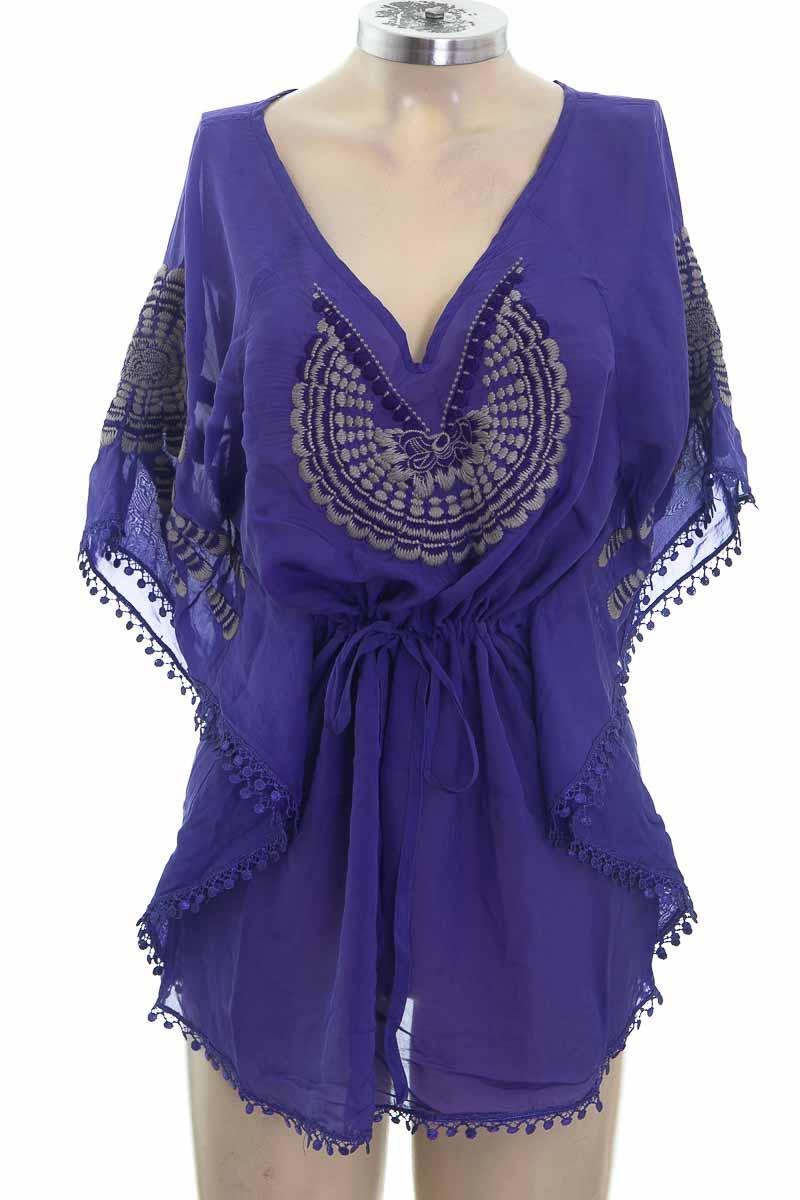 Blusa color Morado - Guess