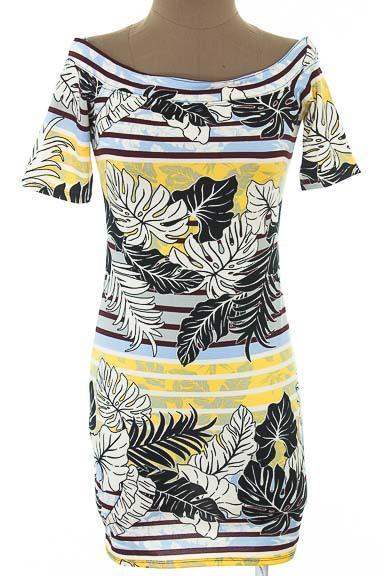 Vestido / Enterizo Casual color Estampado - H&M