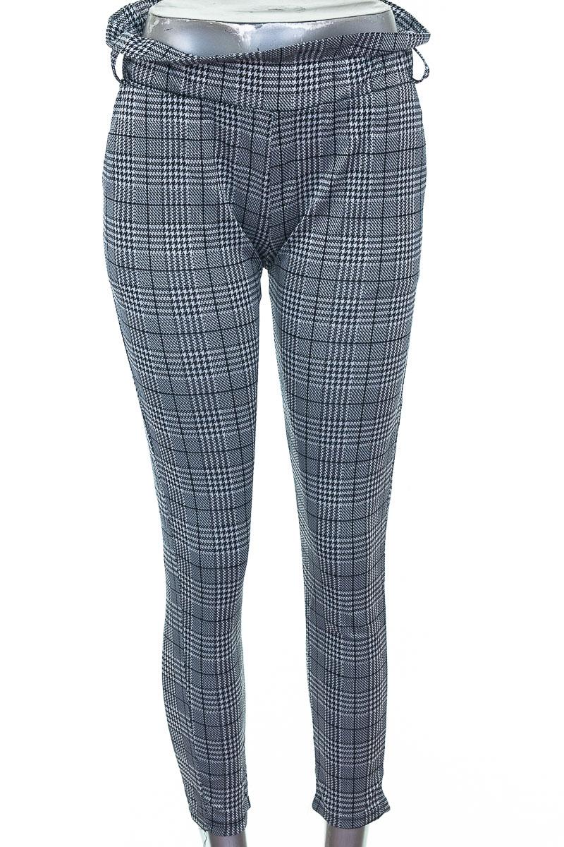 Pantalón Casual color Gris - Closeando