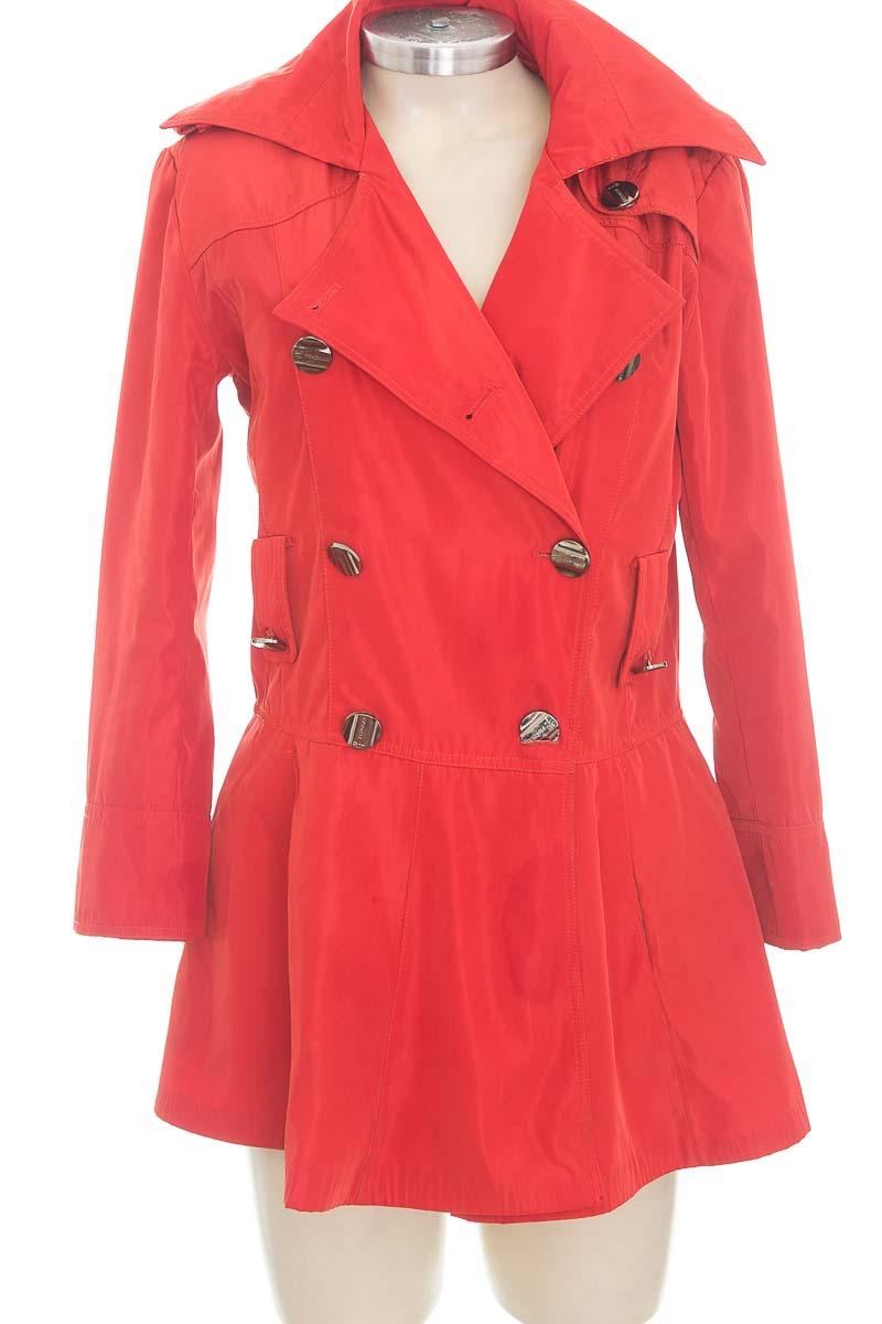 Chaqueta / Abrigo color Naranja - Closeando
