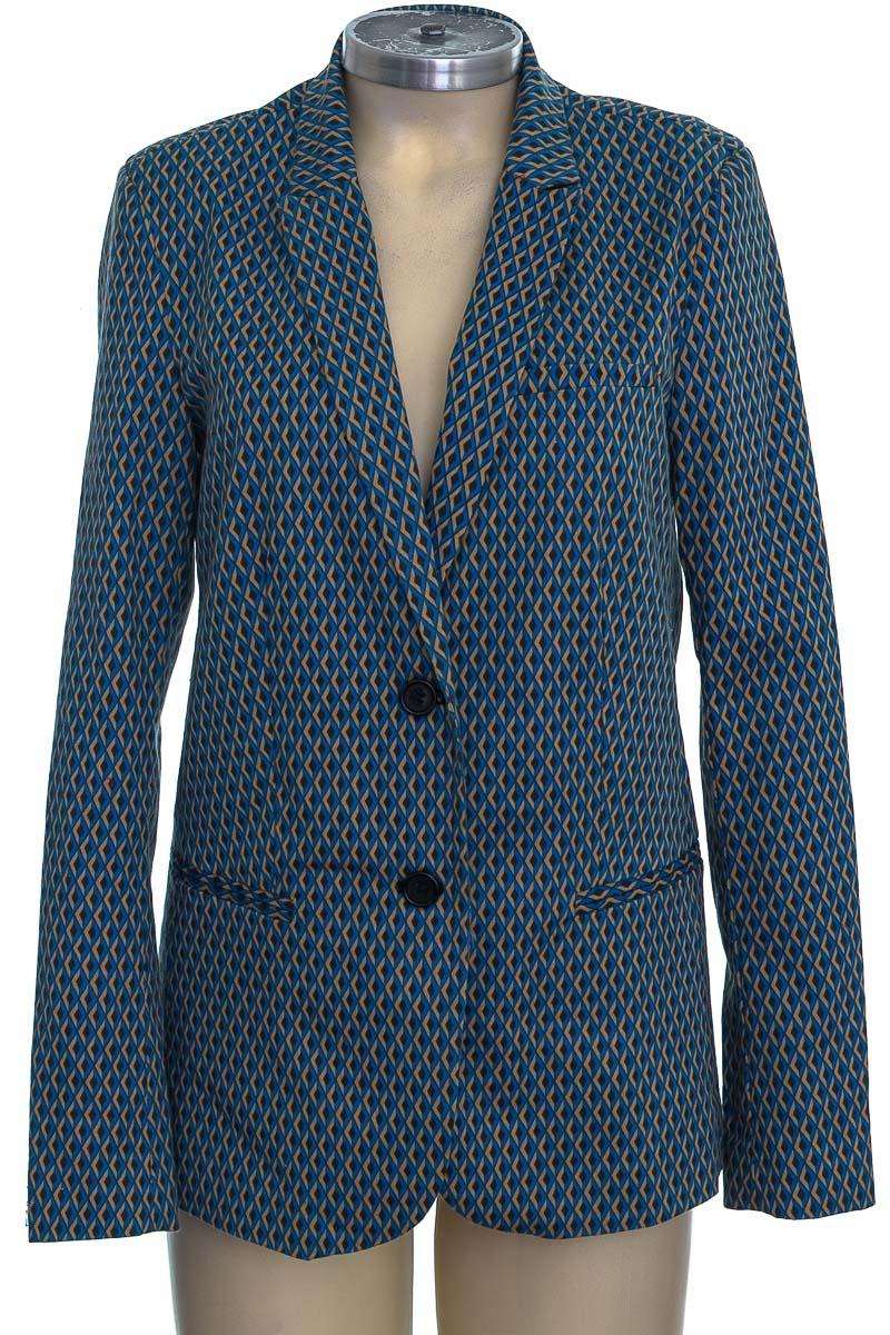 Blusa Casual color Azul - Attitude