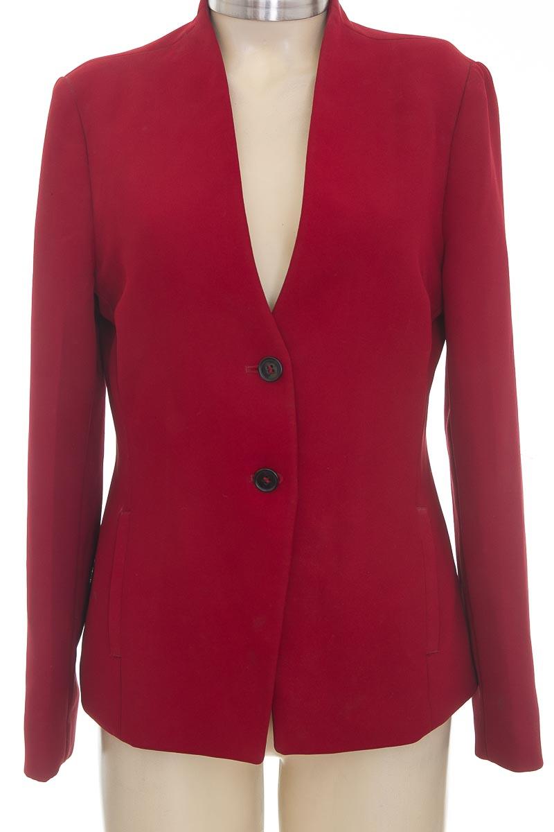 Chaqueta / Abrigo color Rojo - Armi