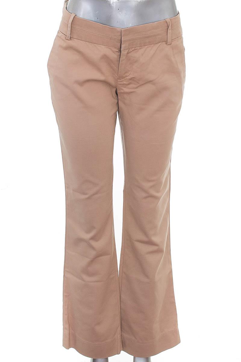 Pantalón Formal color Beige - Color Siete