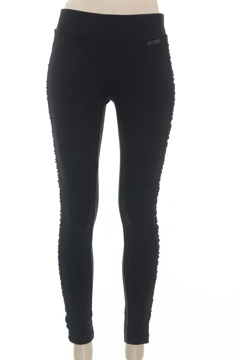 Pantalón color Negro - Guess