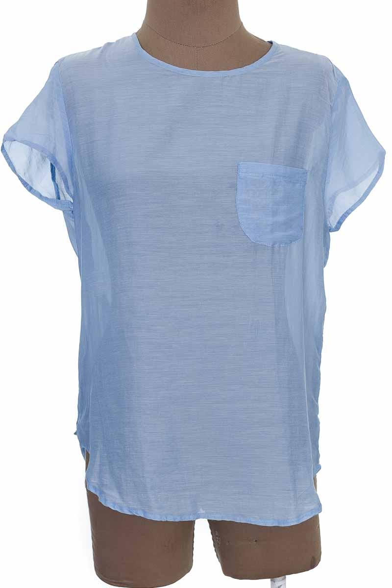 Blusa color Azul - Adrissa
